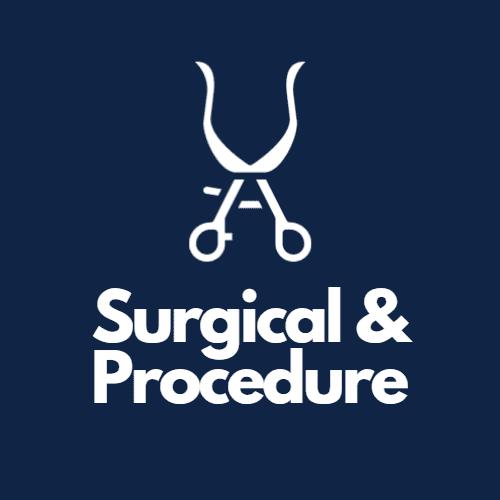 Surgical & Procedure