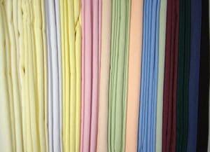 100% polyester fire retardant fabric