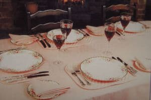 table cloth 36
