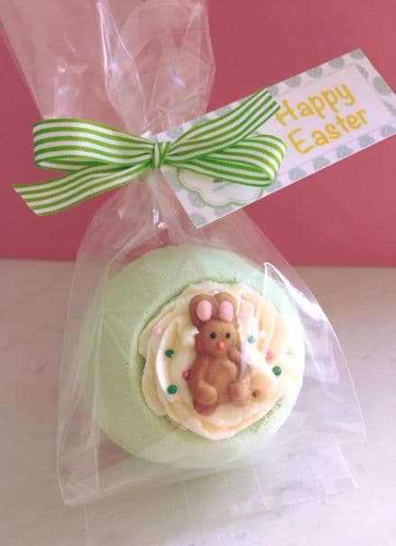 Limited  Edition Easter Bunny Bath Bomb