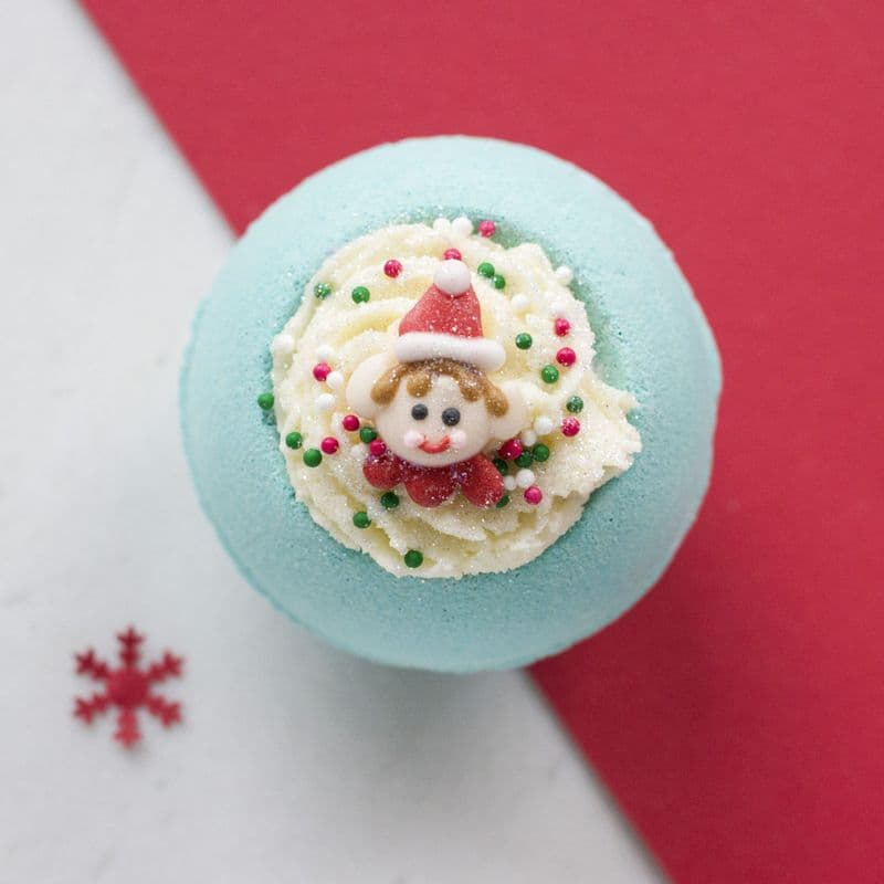 Soak Your Elf Bath Bomb