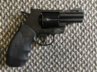 ".177 KWC 2.5"" Colt Python new"