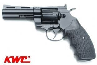 ".177 KWC 4"" Revolver"