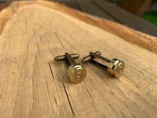 9mm Luger Cufflinks