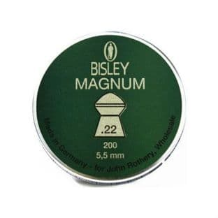Bisley Magnum .22