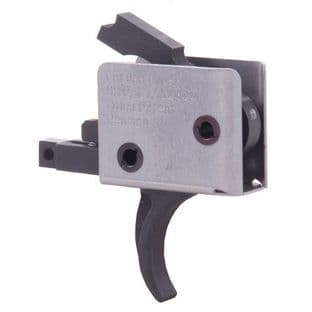 CMC Standard Curved Trigger, 3.5 lb Pull