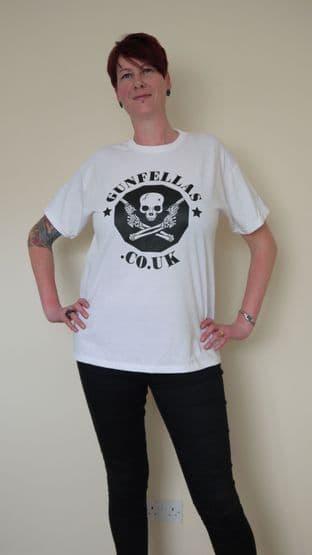 Gunfellas Skull T-Shirts