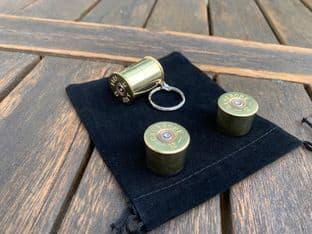 Keyring & Fridge Magnet Gift Set