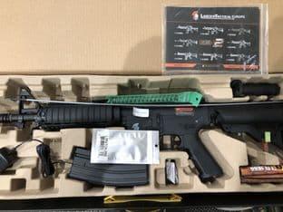 LANCER TACTICAL M4 RAS Black