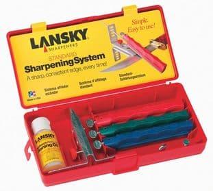 Lansky Standard Sharpening System e