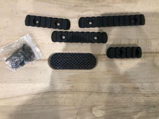 Picatinny Rail Kits M-Lok
