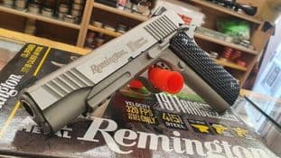 Remington 1911 TAC Silver .177 BB