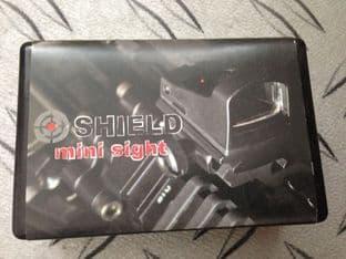 SHIELD mini redot 4 MOA