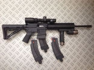 Smith & Wesson M&P 15-22's from £690.00