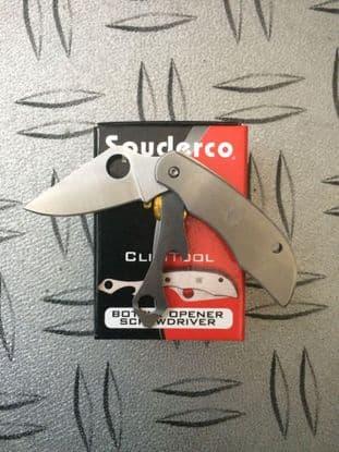 Spyderco Cliptool Bottle & Screw