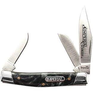 Stainless Steel 3 Blade Pocket Knife