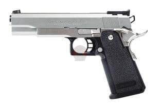 Tokyo  Marui Hi-Capa 5.1 GBB Pistol Silver