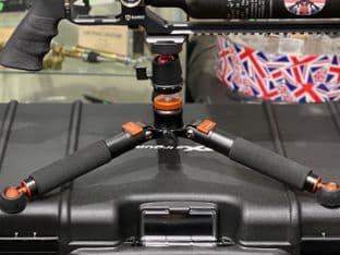Tripod shooting platform