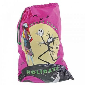 Disney Enchanting A30243 Sandy Claws Is Coming (Nightmare before Christmas Sack)