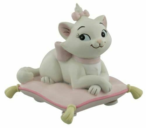 Disney Magical Moments DI184 Marie On Cushion New & Boxed