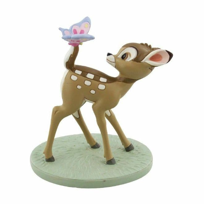 Disney Magical Moments DI189 Bambi & Butterfly New & Boxed