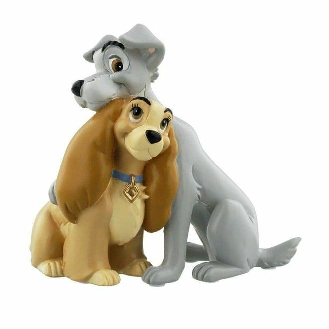 Disney Magical Moments DI192 Lady & The Tramp New & Boxed