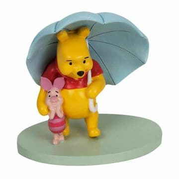 Disney Magical Moments DI584 Pooh & Piglet Figurine New & Boxed