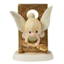 Disney Precious Moments 153013 Tinker Bell Figurine,