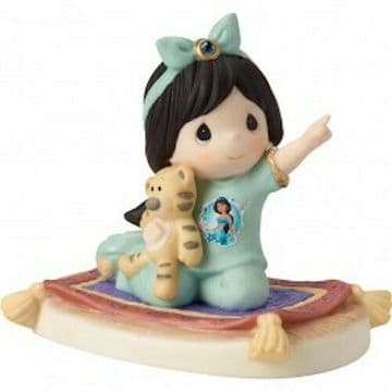 Disney Precious Moments 162024 Together we'll Make A Whole Figurine New & Boxed