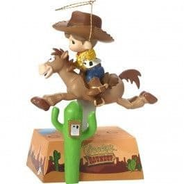 Disney Precious Moments 172060 Toy Story Rocking Music Box