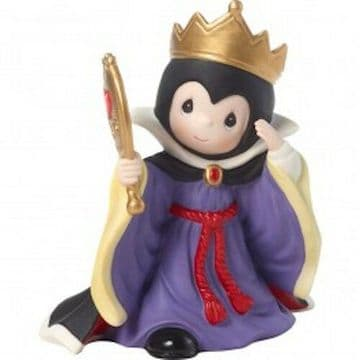 Disney Precious Moments 181094 Girl As Evil Queen Figurine New & Boxed