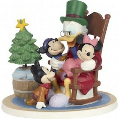 Disney Precious Moments 181701 Merry Christmas One & All Figurine New & Boxed
