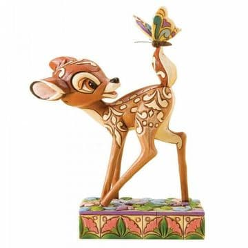Disney Traditions 4010026 Wonder of Spring (Bambi Figurine)  New & Boxed