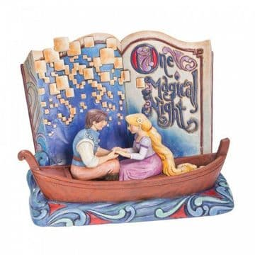 Disney Traditions 4043625 One Magical Night (Storybook Tangled)