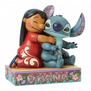 Disney Traditions 4043643 Ohana Means Family (Lilo and Stitch Figurine)
