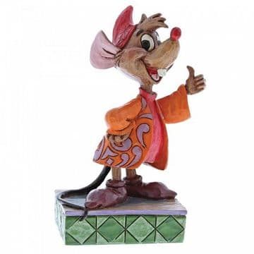 Disney Traditions 4059738 Thumbs Up (Jaq Figurine)