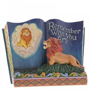 Disney Traditions 6001269 Remember Who You Are (Storybook The Lion King)