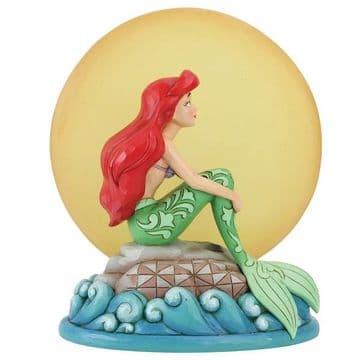 Disney Traditions 6005954 Mermaid by Moonlight