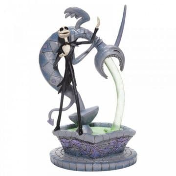 Disney Traditions 6007075 Soulful Soliloquy (Jack Skellington on FountainFigurine)