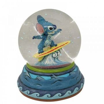 Disney Traditions 6007085 StitchWaterball