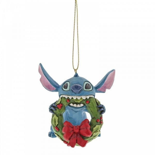 Disney Traditions A30357 Stitch Hanging Ornament