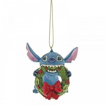 Disney Traditions A30357 Stitch HangingOrnament