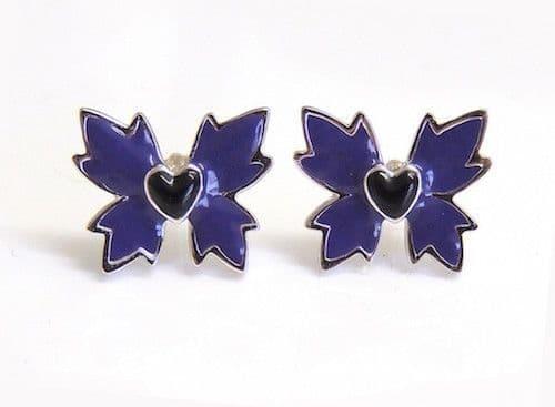Frightlings Nightshade Fairy Stud Earrings