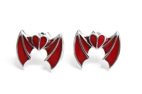 Frightlings Nosvar Vamp Stud Earrings