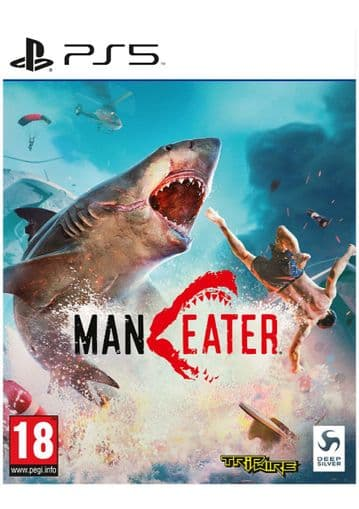 Maneater on PlayStation 5