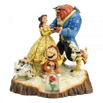 Tale as Old as Time (Carved by Heart Beauty and The Beast)