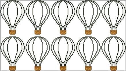 2020 Hot Air Balloons SAL ***CLOSED TO SALES***