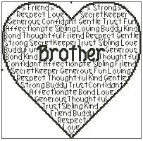 Brother In Words