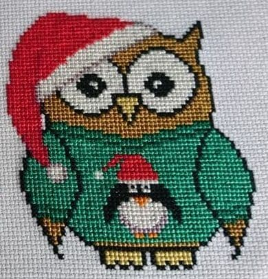 Christmas Jumper Ollie Owl