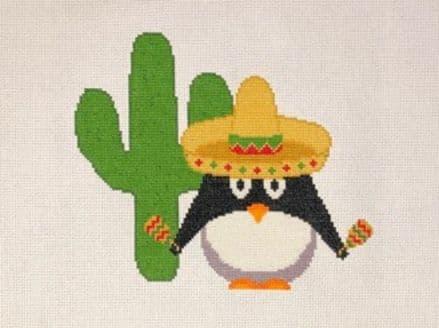 Cinco de Mayo Presley Penguin